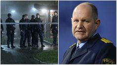 Det svenska folkets förtroende för polisen minskar.
