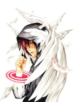 Takeshi Obata's artwork for Platinum End
