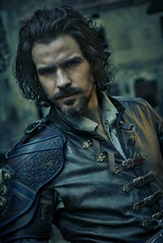 Congratulations Santiago Cabrera...you've just been inducted into my fantasy world.
