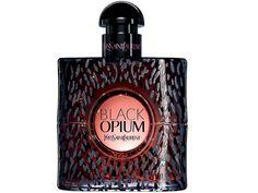 YSL's Legendary Black Opium Perfume Bottle Gets a Feline Finish #RueNow