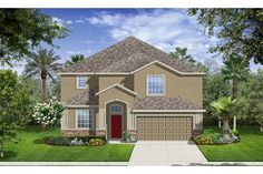 Monte Carlo by Lennar at The Estates at Wilson Preserve