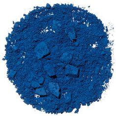 Powder Eye Shadow   Long Lasting Sadist Royal Blue   Illamasqua (£18) ❤ liked on Polyvore featuring beauty products, makeup, eye makeup, eyeshadow and illamasqua