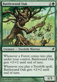 DAUNTLESS DOURBARK Lorwyn MTG Green Creature — Treefolk Warrior RARE