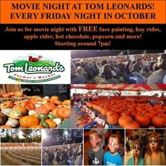 Free Movie at The Pumpkin Patch at Tom Leonard's: The Adventure of Ichabod & Mr. Toad on October 19, 2012