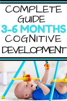 Are you looking for baby activities that encourage cognitive development? Cognitive Development Activities, Development Milestones, Toddler Development, Language Development, Baby Milestones, Daily Activities, Infant Activities, Infant Sensory, Intellectual Skills