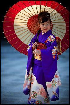 Shichi-Go-San @ Meiji Jingu