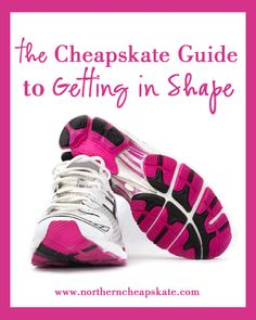 You CAN get into shape without the fancy outfits and spendy gym memberships!