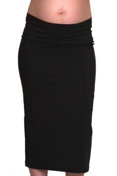 Maternity Wear Work Skirt by Ljb Maternity
