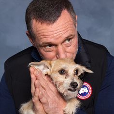 Hands up for puppies! Shoutout to for sharing these adorable pups with us. Chicago Med, Chicago Fire, Chicago Crossover, Moira Kelly, Hank Voight, Spaniel Puppies For Sale, Jason Beghe, Jay Halstead, Chicago Shows