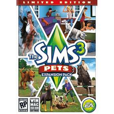 The Sims 3 - expansion pack - Pets