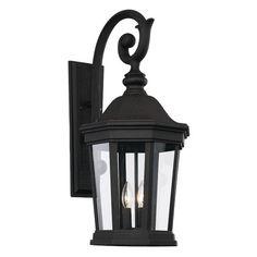 Found it at Wayfair - Windridge 3-Light Outdoor Wall Lantern