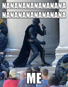 Batman Karaoke   Click for more Funny Pictures --> http://www.funnypicshub.com