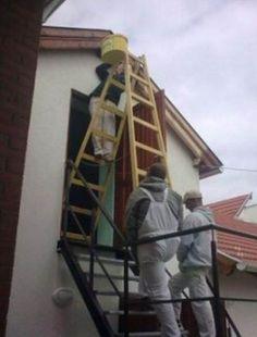funny ladders (via http://fb.com/pinwoot)