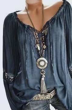 Gorgeous Boho Chic Fashion 2018 Trends Ideas 39