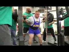 A real life Powerlifter with Down Syndrome is stronger than most guys in the gym! | Ironpinoy