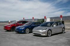 Nowhere else will you find photos of the updated Tesla Model S with the Model X and explosively popular Model 3 at a Gigafactory. See the photos HERE.