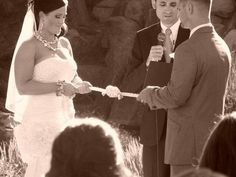 Coming Together Ceremony Fisherman S Knot Unity Wedding Ceremonies Ties