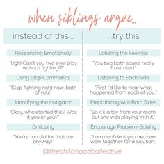 """The Childhood Collective's Instagram profile post: """"Who here is struggling with sibling fights at home?🙋♀️ I (Lori) feel like we have had a lot of fights lately followed by a lot of big…"""" Speech Language Pathology, Speech And Language, Sibling Fighting, Adhd And Autism, Stop Fighting, Behavior Management, Feel Like, Siblings, Psychology"""