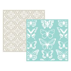 6x6 embossing folder by Lifestyle Crafts - We R Memory Keepers