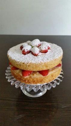 Mini naked cake!!
