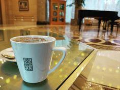 最貴豪宅裡面的咖啡好像真的有比較好喝