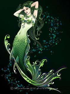 ✿ Mermaid ✿