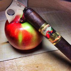 Ashton Cigars, Instagram Posts