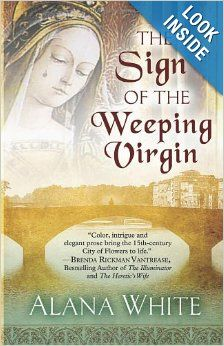 The Sign of the Weeping Virgin (Five Star Mystery Series): Alana White: 9781432826239: Amazon.com: Books