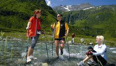 Nordic Walking und alpines Knipp #leadingsparesort #norica #therme #hofgastein #alpentherme #wellness #celtic Nordic Walking, Wellness Hotel Salzburg, Resorts, Bergen, Kaiser Franz, Hotel Gast, Das Hotel, Celtic, Mountains