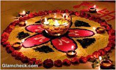Rangoli for Diwali!