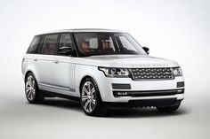 The most expensive and luxurious Range Rover ever created by the British 4X4 firm is revealed today – with a right royal £140,000 price tag to match.