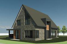 Nieuwbouwwoning in Plan Tag West in Genemuiden