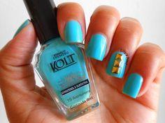 Lily's Nail: 19 Aventureira - Kolt
