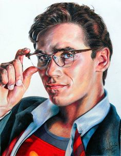 Dean Cain as Clark Kent/Superman from 'Lois and Clark: The New Adventures of…