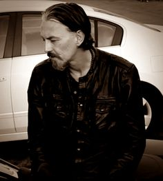 Chibs // Tommy Flanagan // Sons Of Anarchy My fave. His words always sound wise with that accent