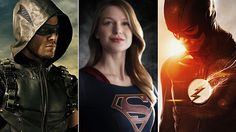 Who would win between DC Comics current TV superheroes? Green Arrow, Supergirl, or Flash?!