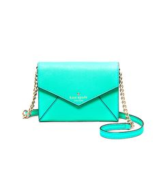 @Who What Wear - Kate Spade New York Cedar Street Monday Crossbody Bag ($148)in Bright Beryl  A great office-to-drinks bag option!