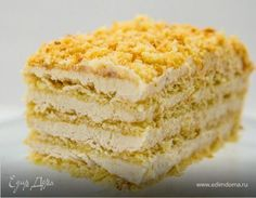 Легкий творожный тортик (можно даже на диете:))