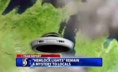 Residents frightened: The Strange Lights in Michigan Defy Explanations would be UFOs?