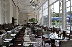 Trianon Palace Versailles, Waldorf Astoria Collection - Paris, France Hotel - La Véranda restaurant