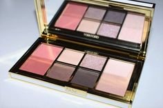 There's a brand new Soleil Eye Cheek Palette & I have the photos here. Check out the Tom Ford Solar Exposure Swatches compared with the Warm Soleil Palette.