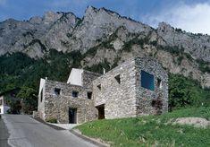 Image 1 of 19 from gallery of Roduit House Transformation / Savioz Fabrizzi Architectes. Photograph by Thomas Jantscher