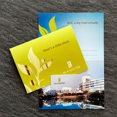 Inn at Laurel Point and AURA Restaurant gift cards make great Christmas presents!