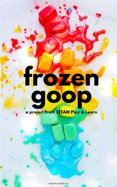 How to Make Goop…and