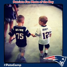 #Patriots Fan Photo of the Day 8/2/12
