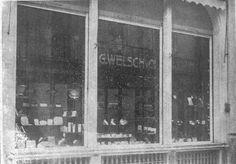 Escaparate de la  Casa Welsch 1910-09-10