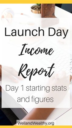 Today, 1st June 2017, Well and Wealthy officially launches. This Launch Day Income Report details the starting stats and figures, plus a few goals for the coming months! | Blogging Income Report | Starting a Blog | Make Money Blogging | Increase your pageviews | How to make money blogging | Traffic report |