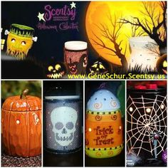 Scentsy Halloween Collection fall 2013  https://geneschur.scentsy.us
