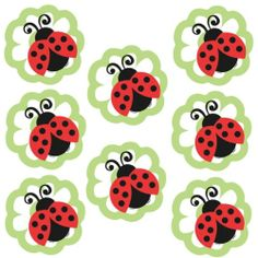 Lively Ladybugs Cutout Party Decorations (8 ct) $3.65 Dog Crafts, Crafts For Kids, Arts And Crafts, Paper Crafts, Festa Lady Bag, Aristocats Party, Miraculous Ladybug Party, Ladybug Girl, Ladybug Crafts