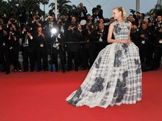 50 best ever Cannes dresses  - HarpersBAZAAR.co.uk